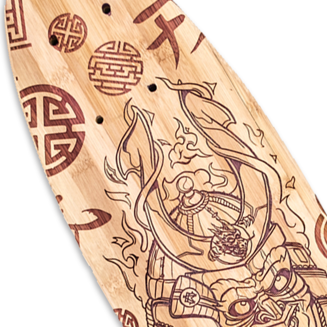 Product Image: Warrior Bamboo